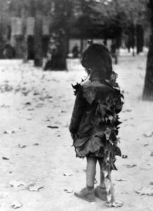 petitefille © Edouard Boubat