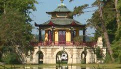 Pavillon chinois Isle Adam