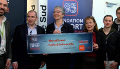 Fondation sport en val d'oise